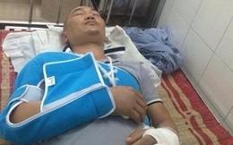 Vụ tài xế quỳ lạy vẫn bị đánh trọng thương ở Thanh Hoá: Lái xe tải đã bỏ trốn khỏi địa phương