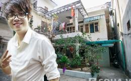 Cận cảnh nhà cũ nhưng rộng rãi của Bùi Anh Tuấn