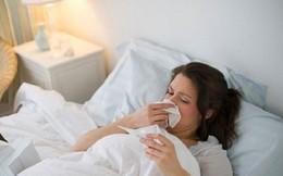 5 cách đơn giản phòng chống cảm lạnh