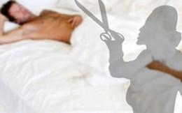 """Nghi ngoại tình, vợ dùng dao lam cắt """"của quý"""" của chồng"""