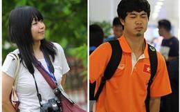 """Nữ phóng viên Nhật """"hẹn"""" Công Phượng ở Malaysia"""