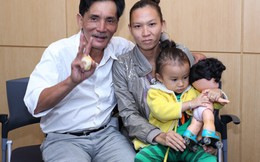 Vợ trẻ lần đầu nói về sóng gió gia đình khi sống với Thương Tín