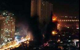 [INFOGRAPHIC] Giật mình nhìn lại vụ cháy kinh hoàng ở Xa La - Hà Đông