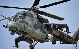 Không quân Việt Nam từng được trang bị... 30 trực thăng Mi-24D?