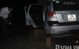 Tài xế taxi bị sát hại ngay trên xe, trong đêm khuya vắng
