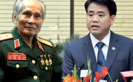 Tướng Thước nhắn tới tướng Chung