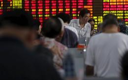 Chứng khoán Trung Quốc lại tuột dốc đột ngột