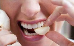 10 món ăn tốt cho người đau răng