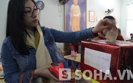 """Chuyện lạ về quán cơm """"trả tiền tùy tâm"""" ở Hà Nội"""