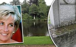 Những bức ảnh gây sốc về mộ phần của Công nương Diana