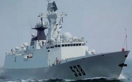 """Điểm yếu """"chết người"""" khiến Type 054A khó lòng bảo vệ tàu sân bay"""