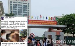 Bác tin đồn nữ sinh bị cưỡng bức ngay trong trường đại học