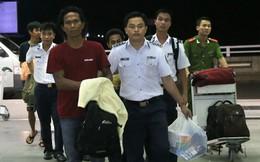 Cảnh sát biển Việt Nam chạm trán cướp biển
