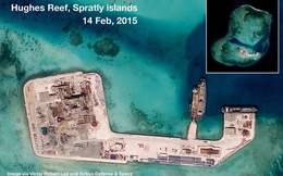 Mỹ cáo buộc Trung Quốc gia tăng xây dựng tại Biển Đông