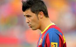 """Cú đá phạt """"không tin nổi"""" của David Villa"""
