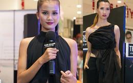 """Quán quân Next Top Model """"ngó lơ"""" cô nàng 1m9 sau tin đồn bất hòa"""