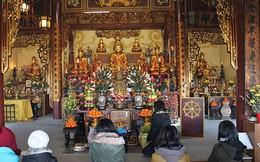 Văn khấn khi đi chùa cầu bình an, tài lộc, giải hạn đầu năm mới