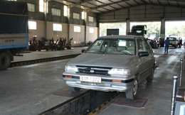 Đắk Lắk: Đình chỉ 3 đăng kiểm viên sai phạm