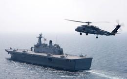 [ẢNH] Tàu đổ bộ tấn công số 1 châu Á của Hàn Quốc