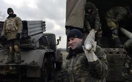 Quân đội Ukraine phản công trước giờ đàm phán hòa bình