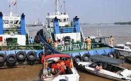 Vụ nổ tàu, nạn nhân văng xa 50 mét: Nhiều mảnh thép bị bẻ cong