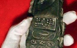 """Đào được """"điện thoại cục gạch"""" cách đây gần 1000 năm"""