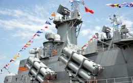 Molniya 1241.8 VN sẽ được trang bị tên lửa KCT 15 bản đối đất?