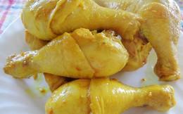 Vì sao người Việt chuộng đùi gà?