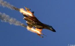 Khi Mỹ đối đầu các tiêm kích TQ mang số tên lửa gấp 7 lần F-22...