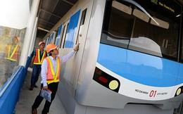 """Dân góp ý: Đầu tàu metro tuyến số 1 """"trông như xe đò"""""""