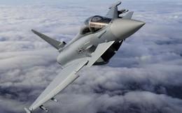 Đức ngừng tiếp nhận máy bay Eurofighter do bị lỗi kỹ thuật
