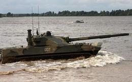 2S25 Sprut-SD - Xe tăng lội nước tốt nhất cho HQĐB Việt Nam