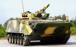 """Chiến xa bộ binh BMP-3 """"Made in China"""" mạnh đến mức nào?"""