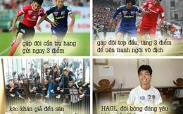 """Ảnh chế: HAGL, đội bóng """"tốt bụng"""" nhất Việt Nam?"""
