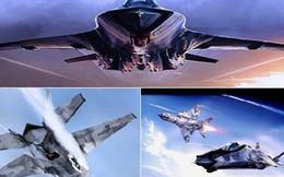 """Choáng ngợp sức mạnh """"siêu"""" tiêm kích mới MiG-41"""