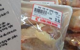 Siêu thị không rõ đùi gà Mỹ là thực phẩm cho người hay… gia súc