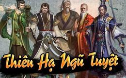 Đông Tà, Tây Độc, Nam Đế, Bắc Cái - Ai mạnh nhất?
