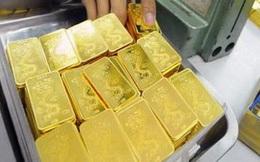 Giá vàng chìm sâu, vàng miếng SJC chỉ còn32,92 triệu đồng
