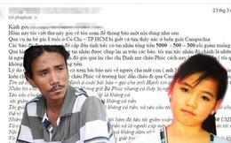 """""""Người tống tiền"""" sốc khi biết cháu bé 8 tuổi chết ở Campuchia"""