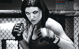 """Nữ võ sĩ xinh đẹp, khỏe tới mức đàn ông """"sợ phát khiếp"""""""
