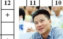 GS Ngô Bảo Châu nói gì với vị TS thách giải bài toán lớp 3?