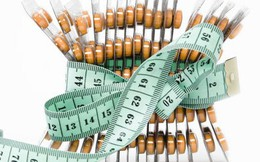 """""""Giật mình"""" những hiểm họa từ thuốc giảm cân"""