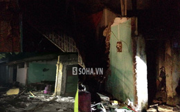 Sau tiếng nổ lớn, 3 ngôi nhà ở Nam Định đổ sập