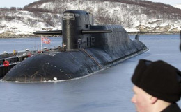 Hải quân Nga tập trận tấn công tàu ngầm hạt nhân
