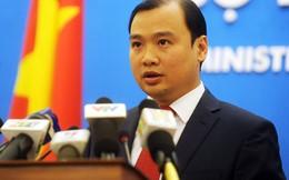 BNG phát biểu chính thức về tình hình biên giới Campuchia