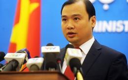 Bộ Ngoại giao phản đối phát biểu của ông Tập Cận Bình ở Singapore