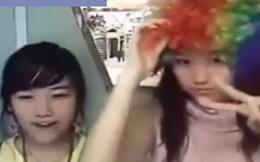 Lộ diện em gái Hari Won trong clip hát karaoke
