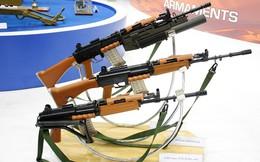 """Súng trường INSAS - """"Con lai"""" giữa AK-47 và L1A1"""