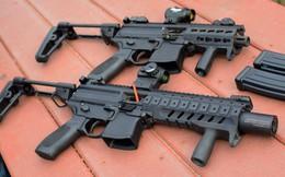 SIG MPX - Tiểu liên MP5 của thế kỷ 21