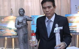 Đã chọn được tượng xây tưởng niệm nghĩa sỹ Hoàng Sa